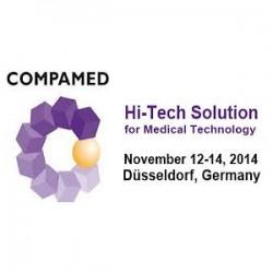 งานแสดงสินค้า เยอรมัน COMPAMED 2014