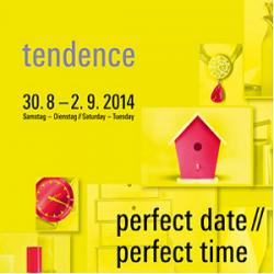 งานแสดงสินค้า เยอรมัน TENDENCE 2014