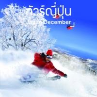 ทัวร์ญี่ปุ่น ธันวาคม