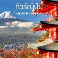 ทัวร์ญี่ปุ่น พฤศจิกายน