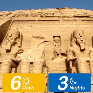 ทัวร์อียิปต์ 6 วัน 3 คืน