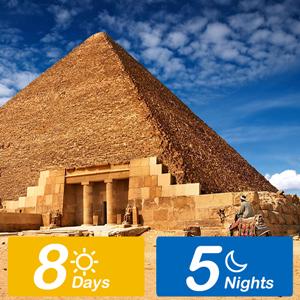 ทัวร์อียิปต์ 8 วัน 5 คืน