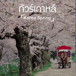 ทัวร์เกาหลี ฤดูใบไม้ผลิ