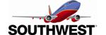 จองตั๋วเครื่องบิน Southwest Airlines