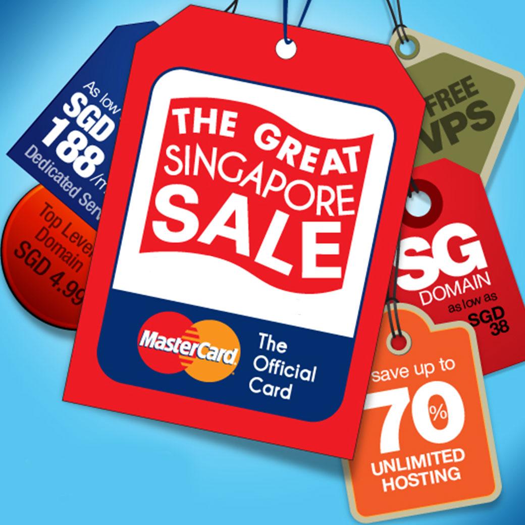 ทัวร์สิงคโปร์ Great Singapore Sale