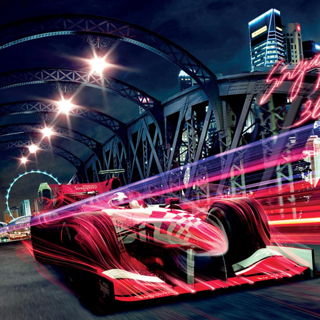 ทัวร์สิงคโปร์ F1