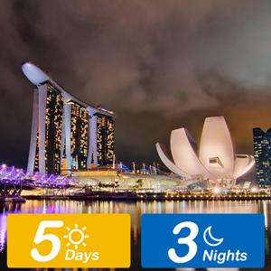 ทัวร์สิงคโปร์ 5 วัน 3 คืน