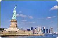 จัดทัวร์อเมริกา : เทพีเสรีภาพ