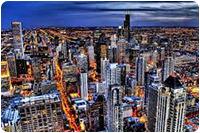 จัดกรุ๊ปทัวร์อเมริกา : ชมวิวจากตึกสูง