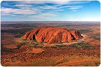 จัดทัวร์ออสเตรเลีย : โขดหินอุลูรู