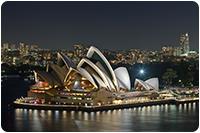 จัดทัวร์ออสเตรเลีย : ซิดนีย์โอเปร่าเฮ้าส์