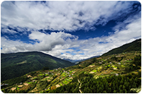 จัดกรุ๊ปทัวร์ภูฏาน : หุบเขาฮาวาลเล่ย์
