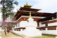 จัดกรุ๊ปทัวร์ภูฏาน : วัดดรุ๊กวังเกล