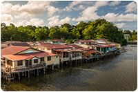 จัดกรุ๊ปทัวร์บรูไน : เที่ยวชมหมู่บ้านกลางน้ำเก่าแก่ที่สุดในโลก