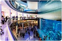 จัดกรุ๊ปทัวร์ดูไบ : Dubai mall