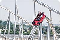 จัดกรุ๊ปทัวร์ดูไบ : สวนสนุกเฟอร์รารี่ เวิลด์