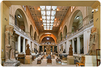 จัดกรุ๊ปทัวร์อียิปต์ : พิพิธภัณฑ์อียิปต์
