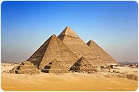 จัดกรุ๊ปทัวร์อียิปต์ : มหาพีระมิดแห่งกีซา