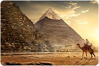 จัดกรุ๊ปทัวร์อียิปต์ : เที่ยวชมพีระมิด