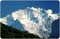 จัดทัวร์ยุโรป : ภูเขาจุงเฟร่า