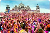 จัดกรุ๊ปทัวร์อินเดีย : ดูงานเทศกาล