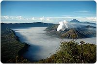 จัดทัวร์อินโดนีเซีย : ภูเขาไฟโบรโม