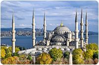 จัดกรุ๊ปทัวร์ตุรกี : มัสยิดสีน้ำเงิน
