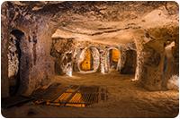 จัดกรุ๊ปทัวร์ตุรกี : ชมนครใต้ดิน