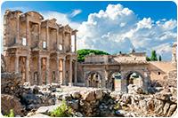 จัดกรุ๊ปทัวร์ตุรกี : ชมศิลปะเมืองแบบกรีก-โรมัน