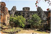 จัดทัวร์กัมพูชา : ปราสาทพนมบาเค็ง