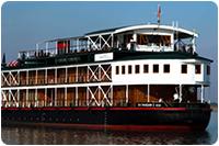 จัดกรุ๊ปทัวร์กัมพูชา : เที่ยวล่องเรือ