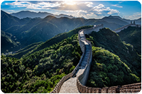 จัดกรุ๊ปทัวร์จีน : เยี่ยมชมแลนด์มาร์ค