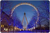 จัดทัวร์อังกฤษ : London Eye