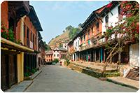จัดทัวร์เนปาล : หมู่บ้านบันดิปูร์