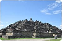 จัดกรุ๊ปทัวร์อินโดนีเซีย : เที่ยวบุโรพุทโธ