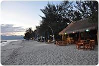 จัดทัวร์อินโดนีเซีย : เกาะกิลี ลอมบอก
