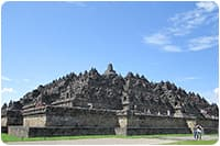 จัดทัวร์อินโดนีเซีย : บุโรพุทโธ