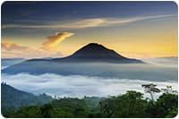 จัดทัวร์อินโดนีเซีย : ภูเขาไฟเมิท บาตัวร์