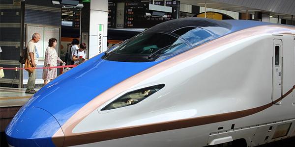 18 ภาพถ่ายจากประเทศญี่ปุ่นสวยๆ ที่คุณอาจไม่เคยเห็น,รถไฟหัวกระสุน,Shinkansen,ชินคันเซน