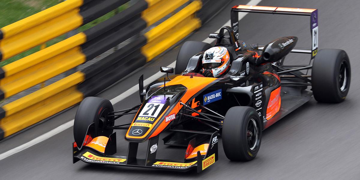 Race Car Grand Prix of Macau